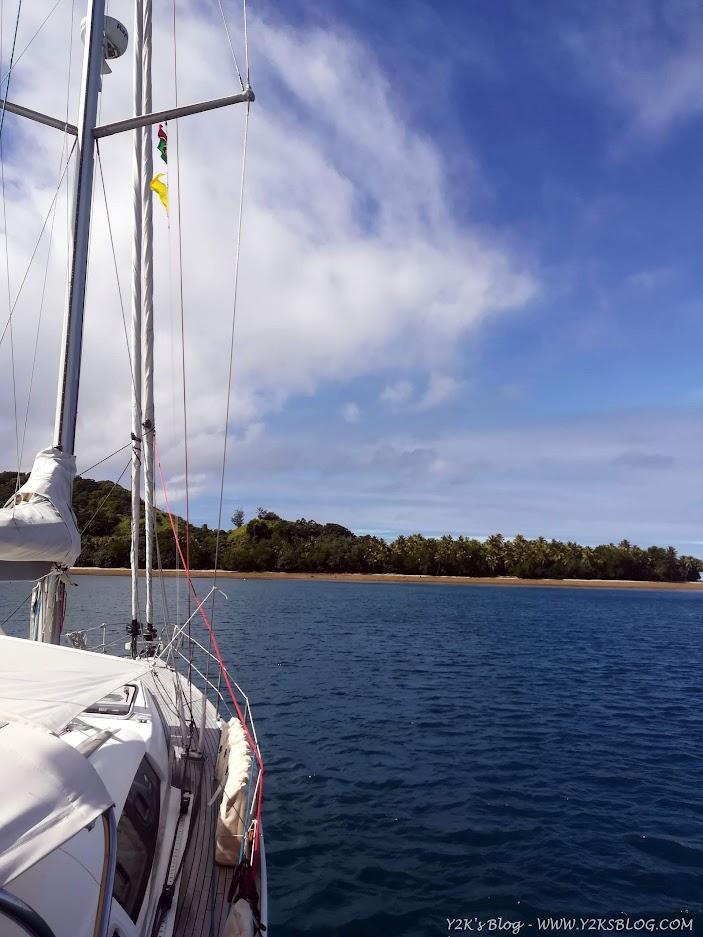 Ancorati ad Anatom - Vanuatu