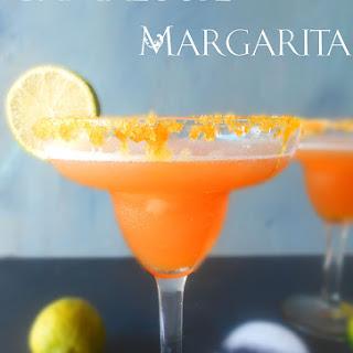 Cantaloupe Margarita (Frozen).