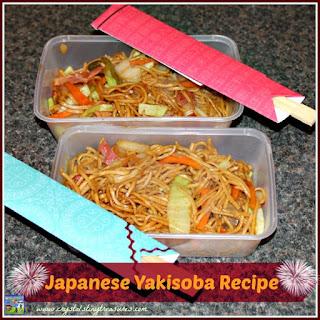 Yakisoba Stir Fry