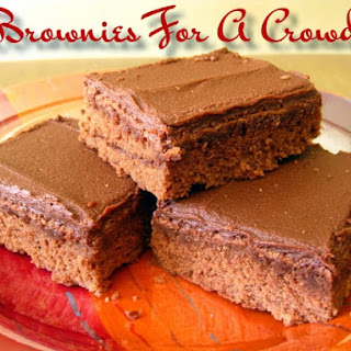Brownies for a Crowd Recipe