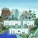 MINECRAFT PEローラーコースターのマップ