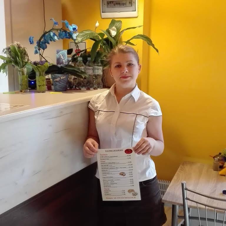 Ukraińska Kuchnia Restauracja Malutką W Kielce