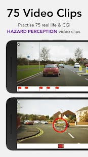 Motorcycle Theory Test & Hazard Perception Kit- screenshot thumbnail