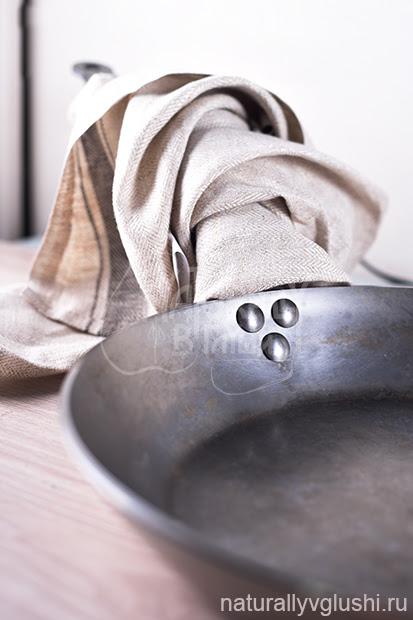 Положительные свойства стальной посуды | Блог Naturally в глуши