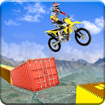 Impossible Sky Track Race Icon