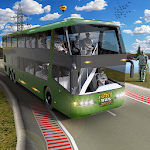 Real Army Bus Simulator 2018 – Transporter Games