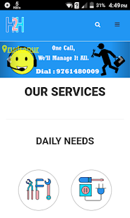 Happy to help-All in one Household service - náhled