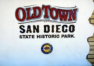 Photo: Walking around Old Town San Diego