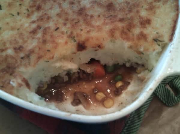 Sheppard's Pie Recipe