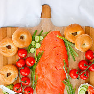 Bagels and Lox.