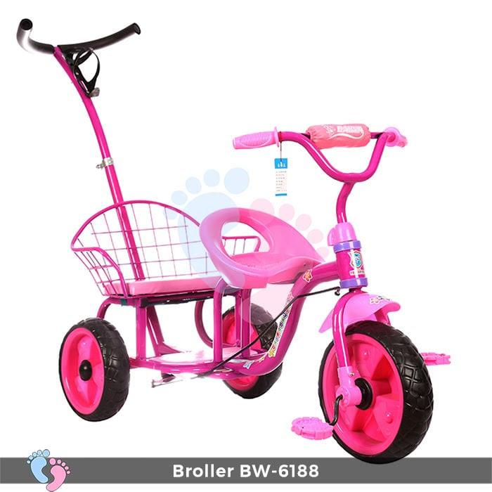 Xe đạp đẩy ba bánh Broller XD3-6188 2
