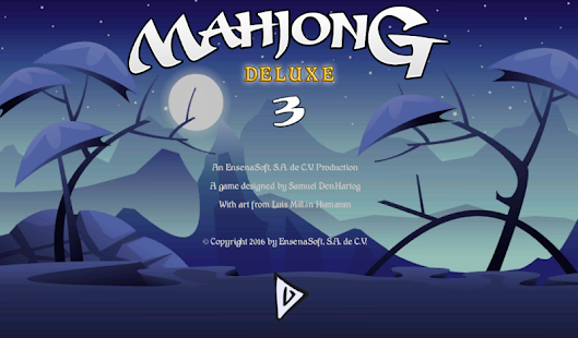 Mahjong Deluxe 3- screenshot thumbnail
