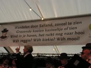 Photo: De tekst van het lied!!!!