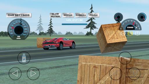 Super Sport Car Simulator  screenshots 8