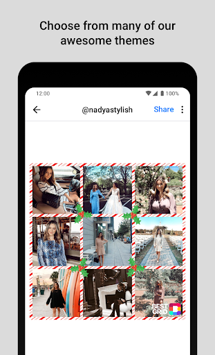 Best Grid Top Nine Collage For Instagram By Beakerapps Google Play United States Searchman App Data Information