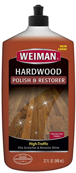 Weiman Wood Floor Polish and Restorer