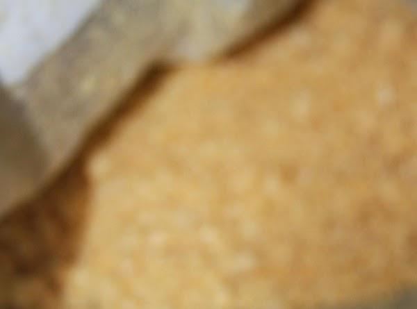 To make Pork Rind Flour grind up Pork Rinds into a powder state, remove...