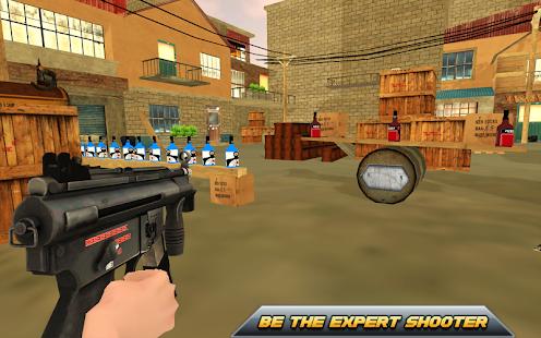 Bottle Shooter Ultimate Challenge - náhled