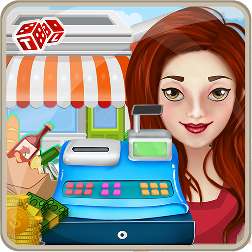 我的小超市收银员 教育 App LOGO-硬是要APP