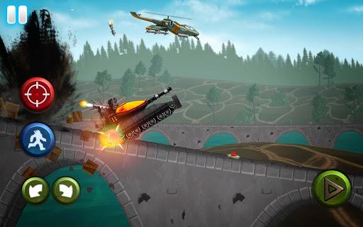 Tankomatron War Robots: Transform Tanks into Bots 3.46 screenshots 1