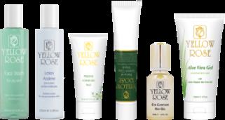 Yellow Rose Skincare
