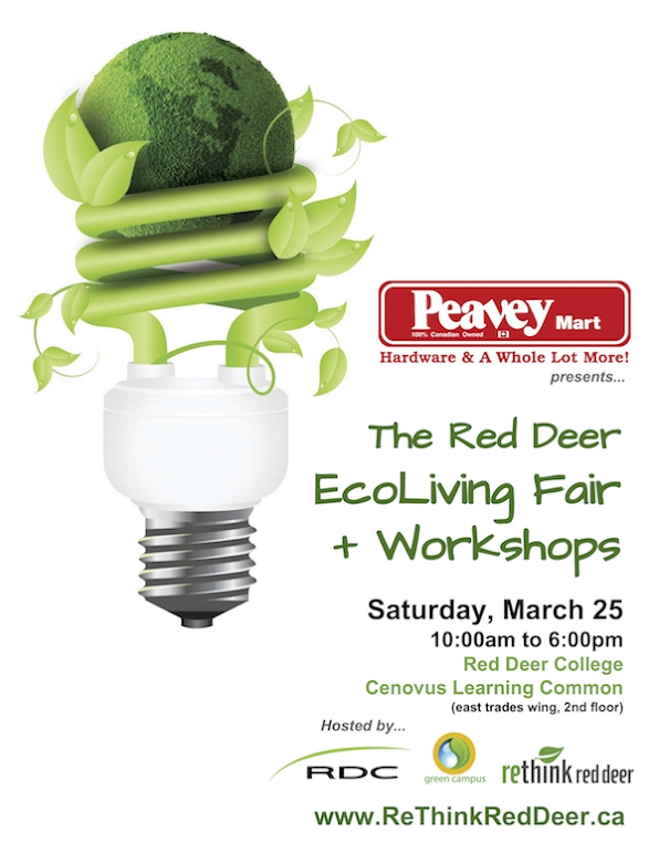 EcoLiving Fair Poster