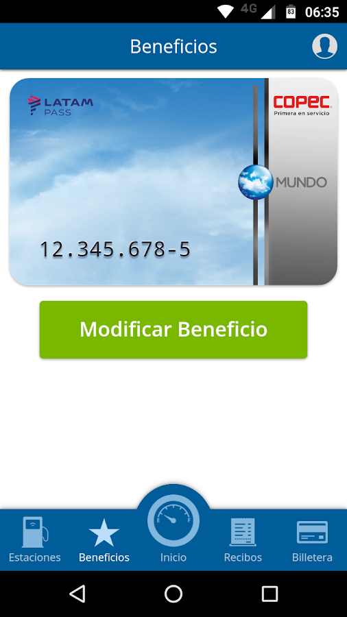 Pagar con MasterCard en Casino.com Chile