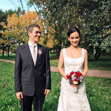 Wedding photographer Kseniya Vlasenko (Muha). Photo of 24.09.2013