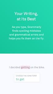 Grammarly Keyboard Premium (Unlocked) 3