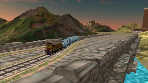 Train Simulator Free Train Games 1.0 screenshots 6