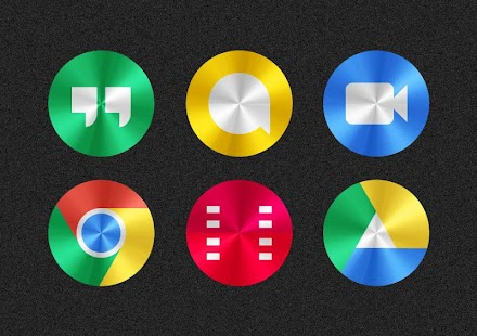 Steelicons - Icon Pack Screenshot