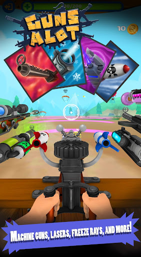 Guns A Lot - First Person Shooter FPS Gun Game - screenshot