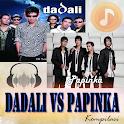 Kompilasi Lagu Papinka vs Dadali Offline icon