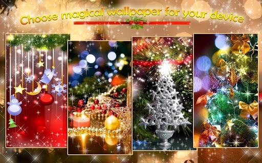 Christmas Magic ud83cudf1f Live Wallpapers Xmas 2019 2.4 screenshots 8