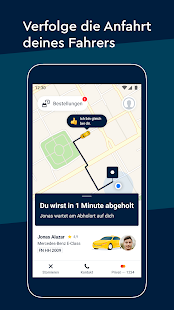 FREE NOW (mytaxi) - Taxi, Ride-Hailing, Scooter Screenshot