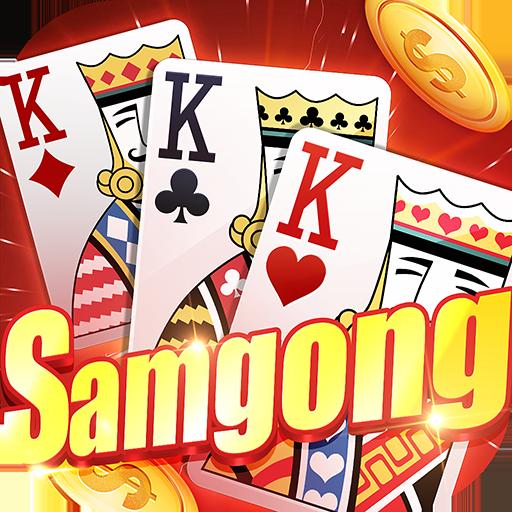Samgong Indonesia - Classic Poker Card