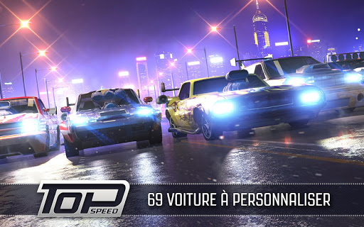Top Speed: Drag & Fast Racing 3D  captures d'écran 5