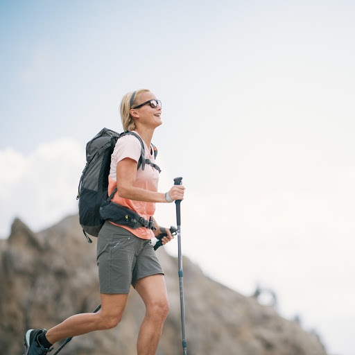 S'entraîner pour la randonnée