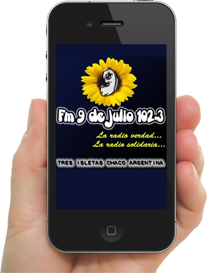 FM 9 DE JULIO 102.3 MHZ- screenshot
