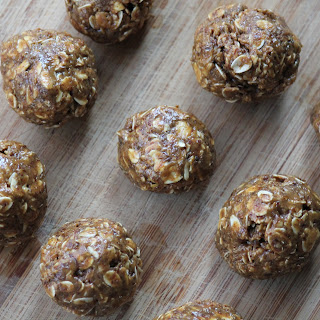 Gingerbread Protein Balls