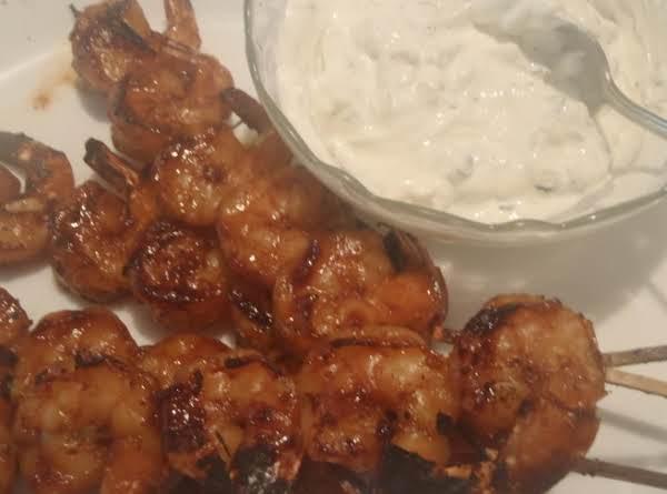 Grilled Chipotle Shrimp Recipe