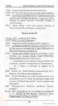Photo: 12  1734 - S-au pus bazele gimnaziului unitarian: 1782-1784 - S-a infiintat prima scoala in limba romana 1784 - Lucratorii de la salinaau participat la Rascoala condusa de Horea, Closca si Crisan. 1810 - Vasile Moga a fost ales primul episcop al Bisericii Ortodoxe Romane a Ardealului