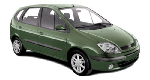 Clé Renault Scénic II