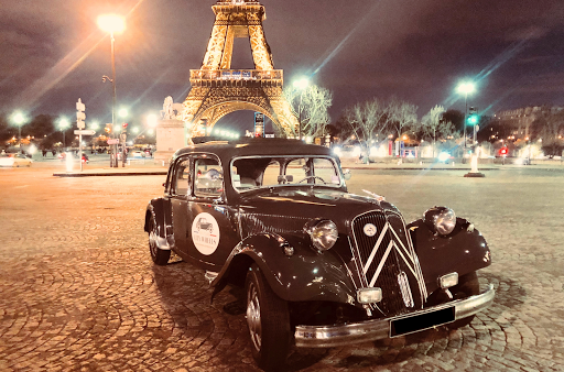 The best visit of Paris by night