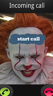 Real call from pennywise 2018 - náhled