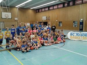 "OSTER-CAMP 2017: 15 STUNDEN ""BASKETBALL PUR""!"