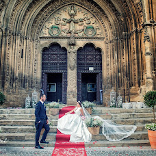 Wedding photographer Eva maria garcia Joseva (garcamarn). Photo of 14.07.2017
