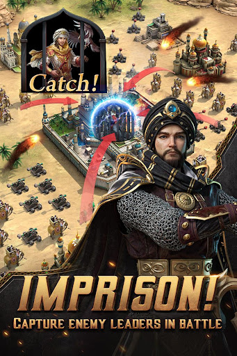 Conquerors: Clash of Crowns Android app 2