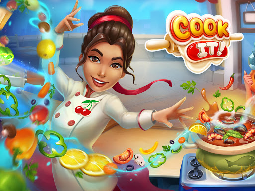 Cook It! City of Free Frenzy Cooking Games Madness  screenshots 12