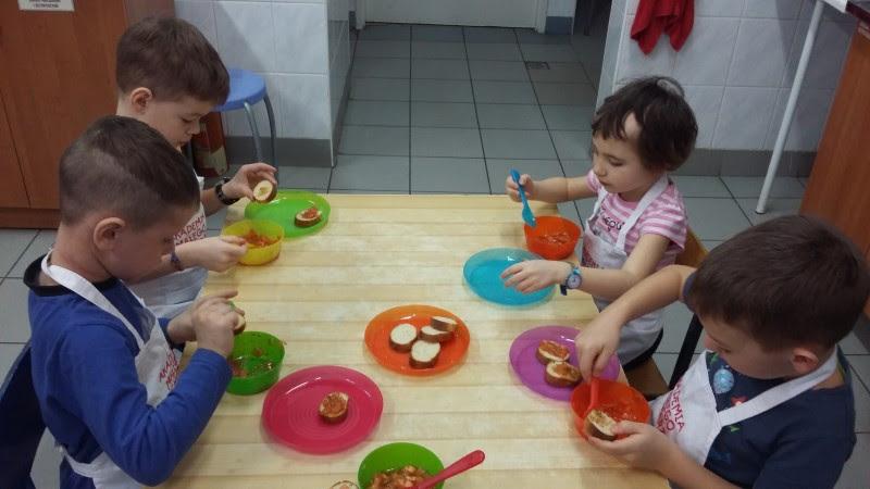 Akademia Małego Kucharza: styczeń